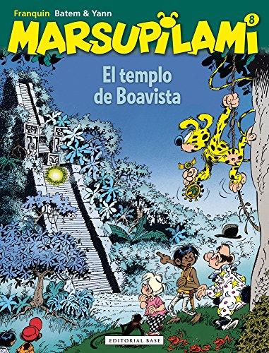 El templo de Boavista: 8 (Marsupilami)