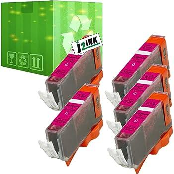 BK//C//M//Y HOTCOLOR 24PK Compatible Ink Cartridges 8Pcs PGI-220BK PGI 220 and CLI-221 CLI221 2 for Canon Pixma iP3600 iP4600 MP560 MP620 MX860 MP980 Printer
