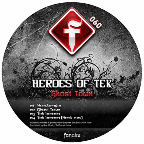 Heroes Of Tek