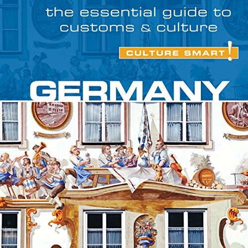 Germany - Culture Smart! audiobook cover art