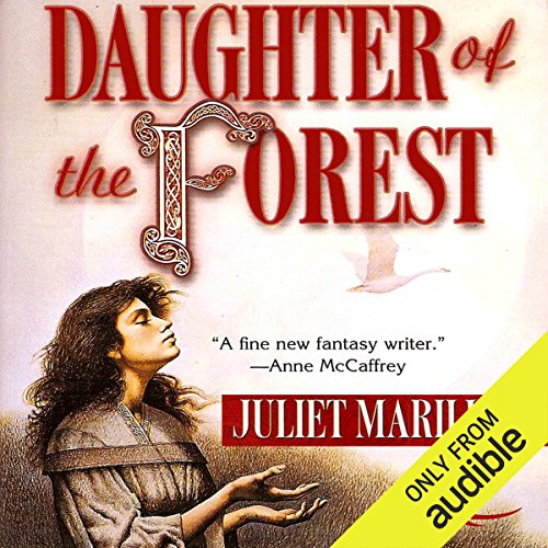 Couverture de Daughter of the Forest