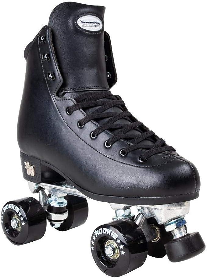 Optional Skate Bag Rookie Classic II Quad Roller Skates White Girl/'s UK 3