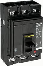 SCHNEIDER ELECTRIC Molded Case 600-Volt 600-Amp MGL36600 Miniature Circuit Breaker 480Y/277V 25A