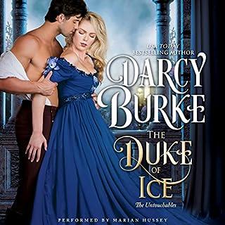The Duke of Ice audiobook cover art