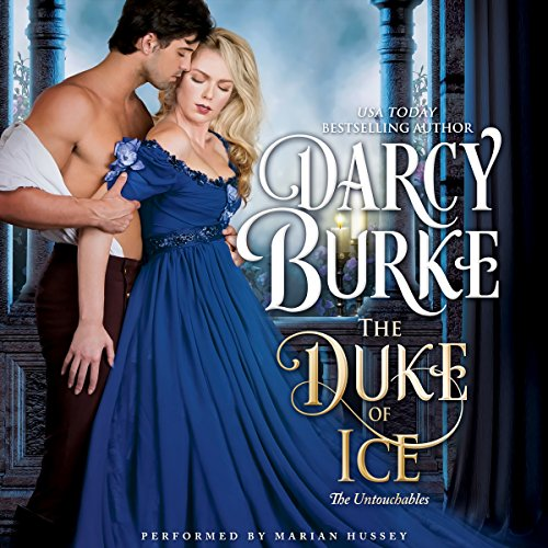The Duke of Ice audiobook cover art