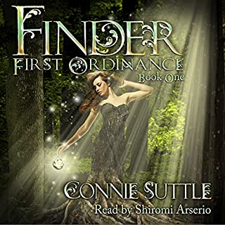 Finder     First Ordinance, Book One              By:                                                                                                                                 Connie Suttle                               Narrated by:                                                                                                                                 Shiromi Arserio                      Length: 7 hrs and 58 mins     114 ratings     Overall 4.5