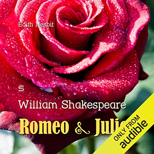 Page de couverture de Romeo and Juliet