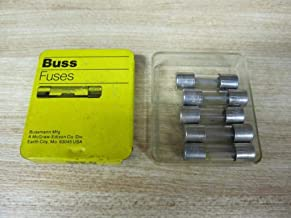 Cooper Bussmann SFE-9 SFE 9 AMP GLASS FUSE - (5 in TIN)