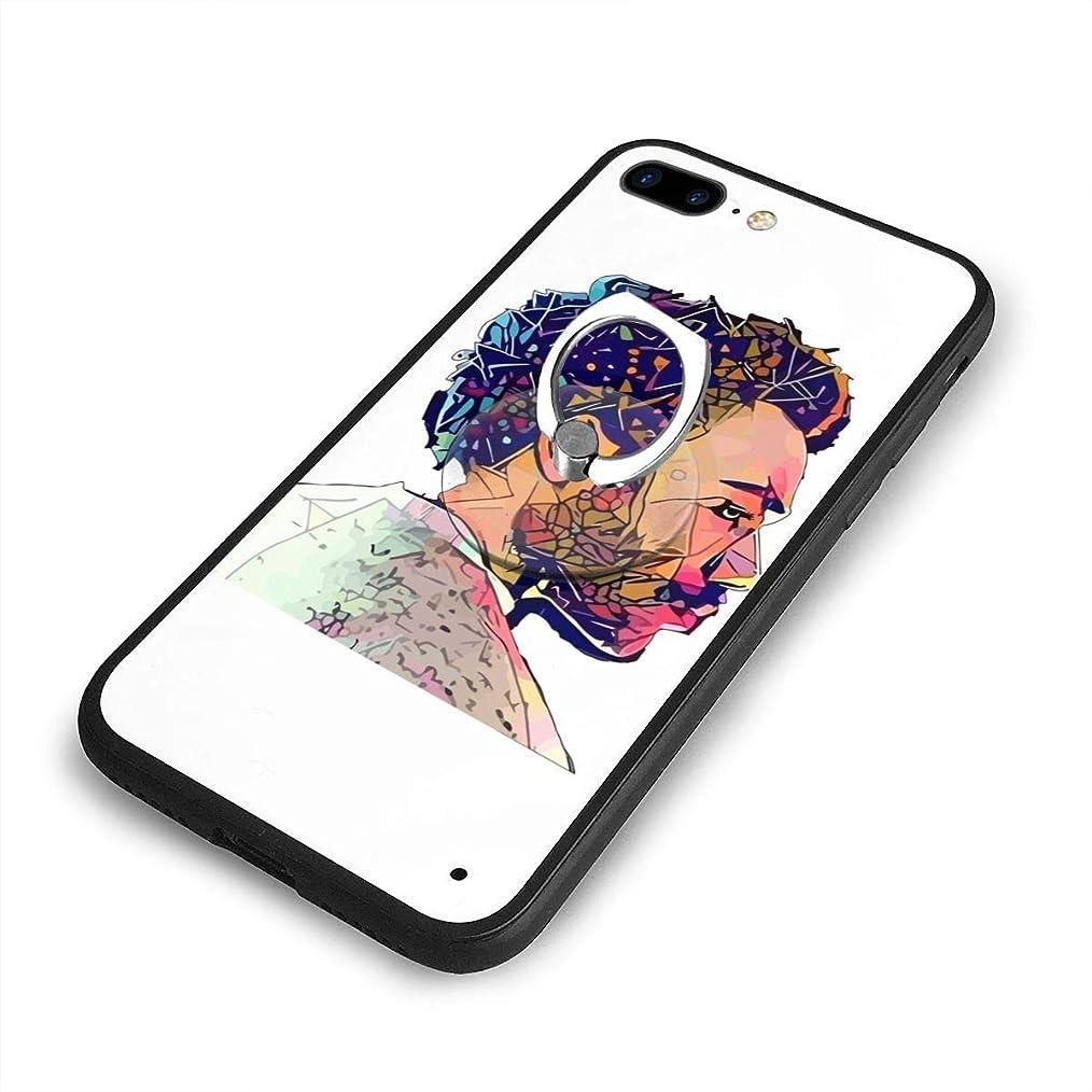 離れてアルカイック大洪水Childish Gambino iPhone 7/8 Plusケースリングブラケット 携帯カバー 創意デザイン軽量 傷つけ防止 360°回転ブラケット 携帯ケース PC 衝撃防止 全面保護