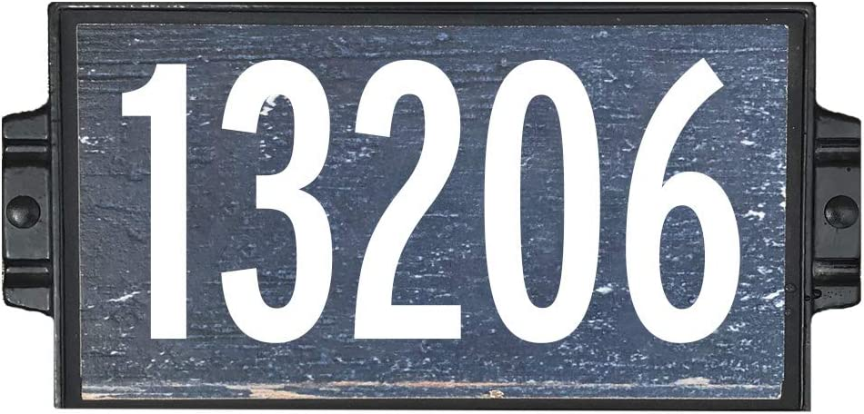 Address Plaque | House Number Sign | Custom Made | Personalized