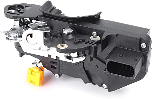 high quality Mallofusa Car Door Latch Lock Actuator Assembly Driver Side Front Left Compatible for popular GMC Chevy 2007-2009 Replace# 931-303 new arrival Black outlet sale