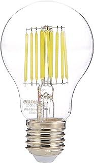 Philips Dubai Lamp 3-60W, E27 Capbase- Cool Day Light, 1 Year Warranty
