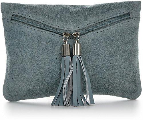 Bolso para señora - Bolso de cuero - Distintos Tamaños (Multicolor)