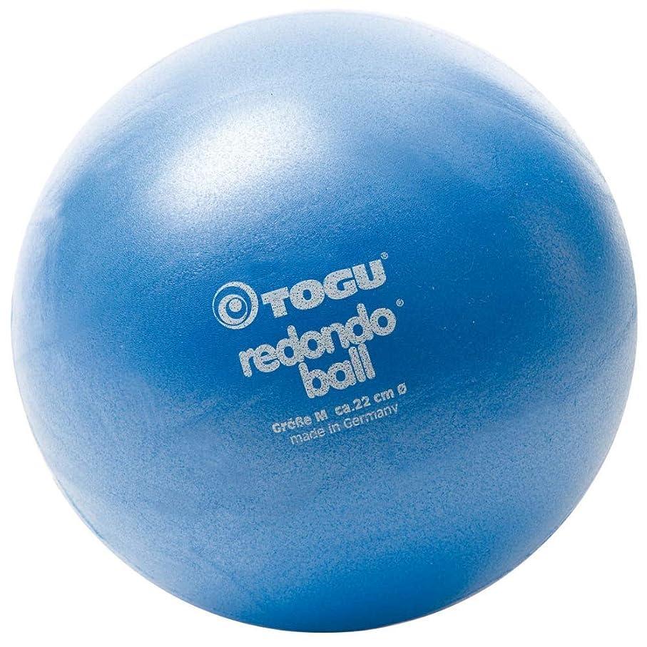 やむを得ない粒子適応的TOGU(トグ) レドンドボール 22cm(青) 491000 青