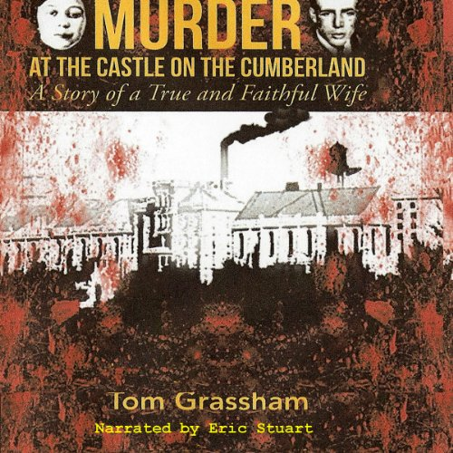 Murder at the Castle on the Cumberland cover art