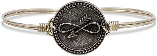 Luca + Danni Embrace The Journey Bangle Bracelet for Women Made in USA