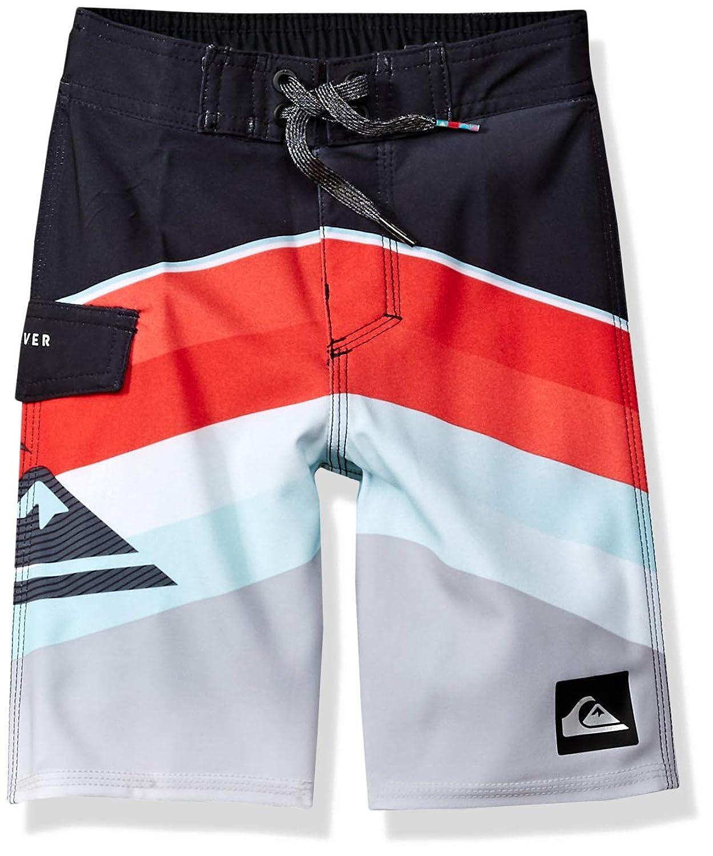 Quiksilver Children (youths) Highline Slab Boy 14 Flame Boardshort Size 5