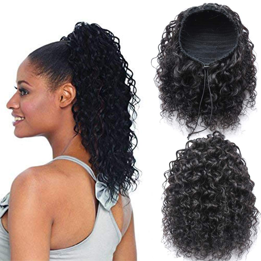 Raw Super beauty product restock quality top Remy Virgin 100 safety Human Hair Curly Water Piece Clip- Wavy