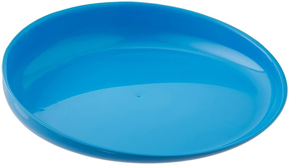 Sammons Preston Blue Polyester Scoop Dish, 7 3/4