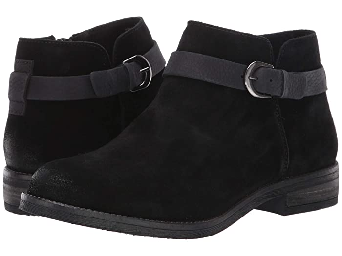 Clarks  Demi Tone (Black Suede) Womens  Boots