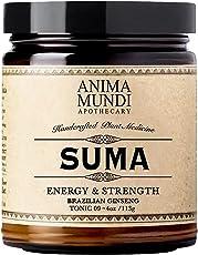 Anima Mundi Suma Brazilian Ginseng Root Powder - Superfood Energy Support Powder - Energizing Herbal Supplement Powder - Add to Smoothies, Tea, Coffee & More (4oz / 113g)