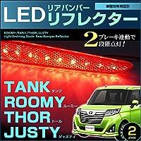 ROOMY TANK THOR LED リフレクター ASSY 反射板 2個セット ルーミー タンク トール ジャスティ