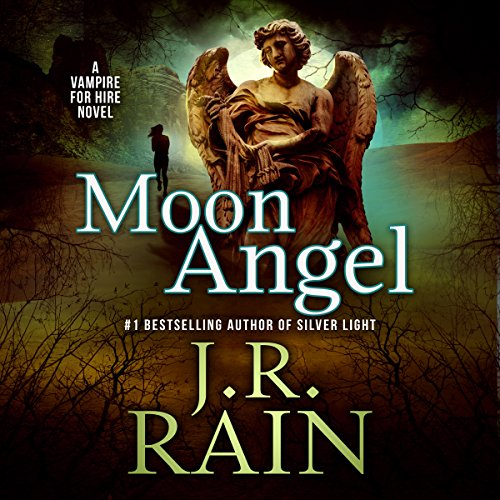 Moon Angel audiobook cover art
