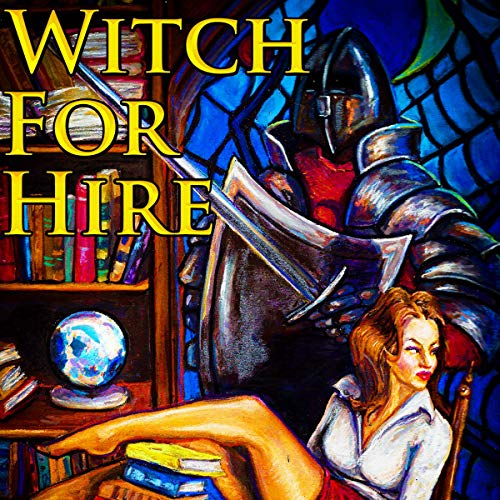 Witch for Hire cover art