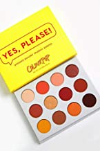 Colourpop Pressed Powder Shadow Palette - Yes, Please