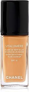 Chanel Vitalumiere Satin Smoothing Fluid Makeup SPF15 50