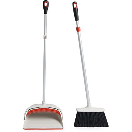 OXO Good Grips Large Sweep Set with Extendable Broom