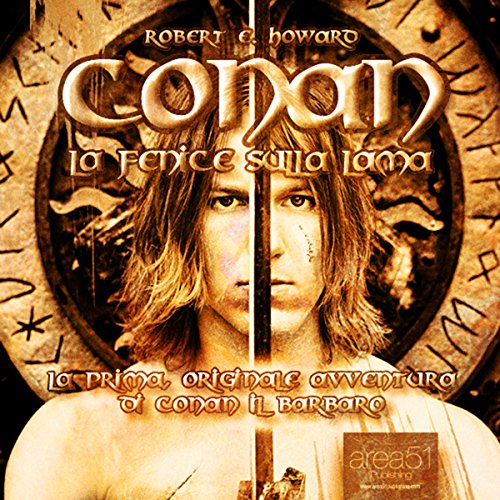 Conan - La Fenice sulla lama [Conan - The Phoenix on the Sword] audiobook cover art