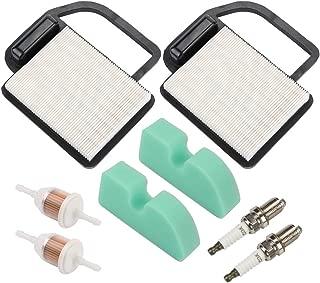 Wellsking 20 083 02 Air Filter for Kohler SV470-610 Cub Cadet LT1042 LT1045 LTX1040 Toro 98018 LX420 LX460 Lawn Mower Replace 20-083-06-S 20-083-02S 2008302