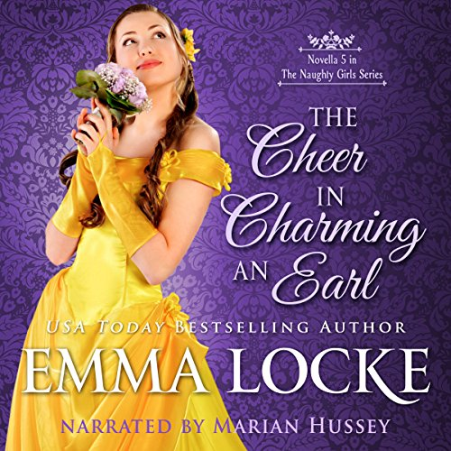 The Cheer in Charming an Earl audiobook cover art