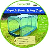 GardenSkill - Fruit Cage with Automatic Setup - Medium Size