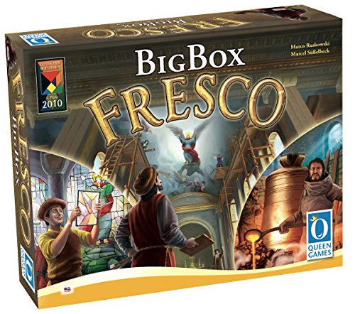 Queen Games 61131 - Fresco Big Box