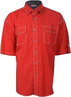 Clan Short Sleeve Woven Shirt