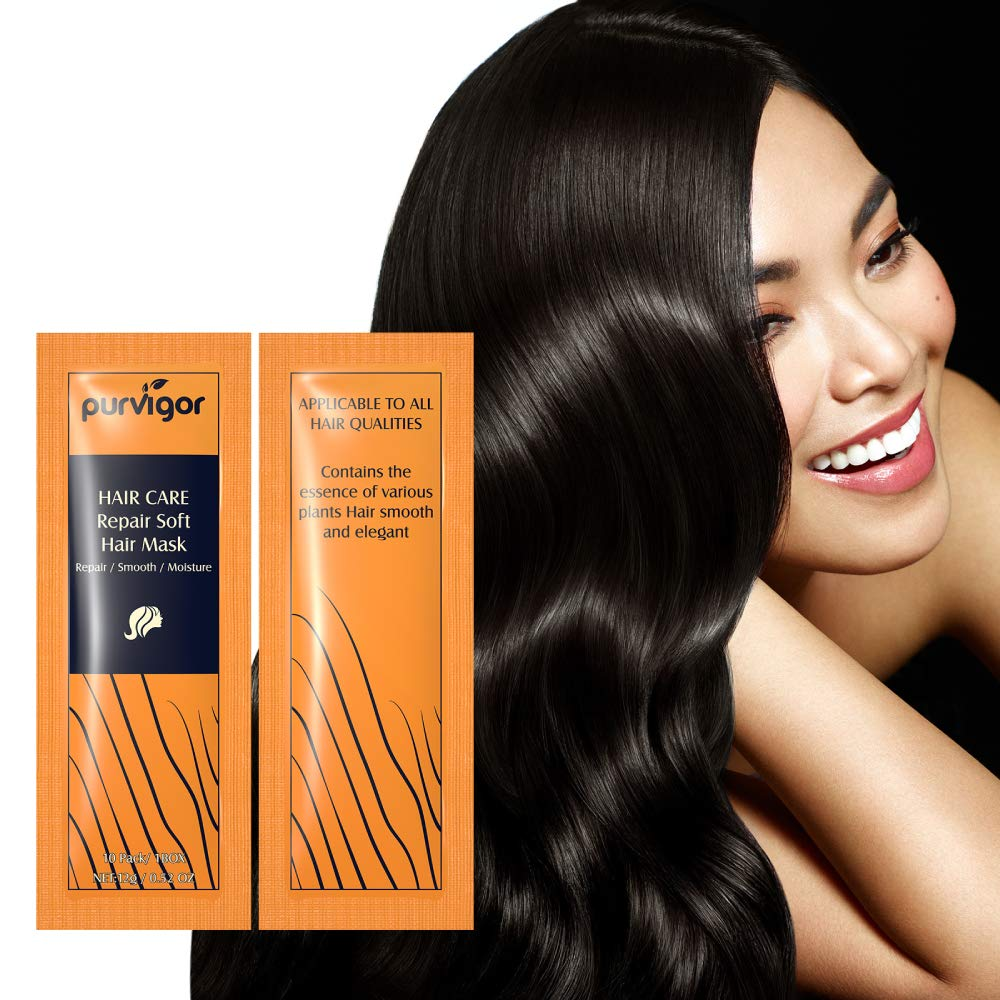Outlet sale feature Limited time cheap sale Deep Nourishing Hair Mask Professional C Treatment Packets