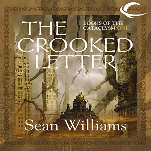 The Crooked Letter audiobook cover art