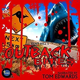 Outback Bites audiobook cover art
