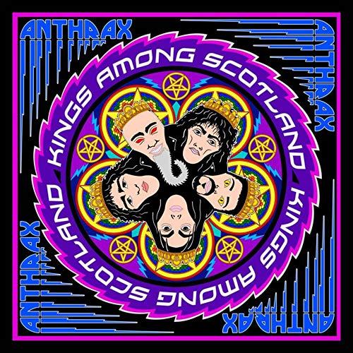 Anthrax - Kings Among Scotland (DVD)