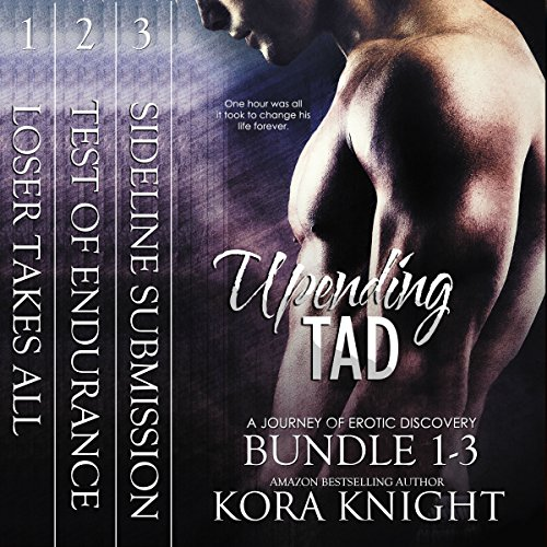 Upending Tad Bundle: Volumes 1, 2, 3 cover art