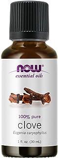 NOW Solutions Clove Oil 1 oz 100% Pure