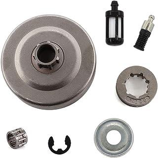 """AISEN Ringkettingwiel Ritzel 325"""" 7Z met naaldlager borgring schijf benzinefilter voor Stihl 024 026 MS240 MS260 MS270 MS2..."""