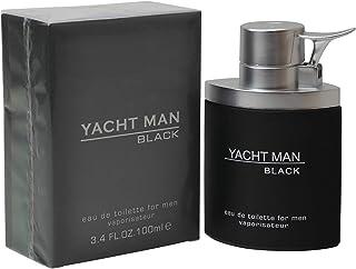Yacht Man Black by Myrurgia Men Fragrance
