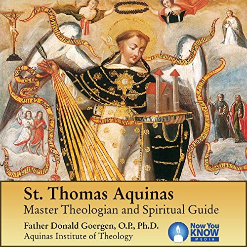 St. Thomas Aquinas cover art