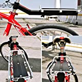 LIGHTER HOUSE Luggage Bicycle Accessories Equipment MTB Bike Carrier Rack Seat Post Rear