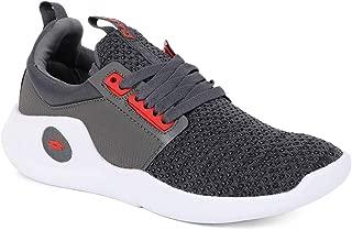 Lotto Men's Grey Mel Score II SL Shoes