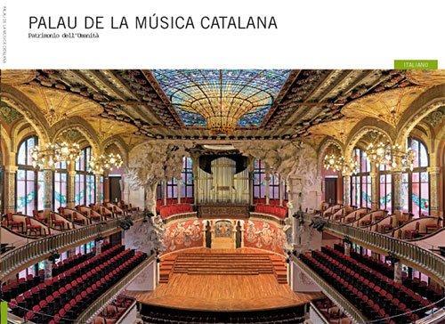 Palau de la Música Catalana: Patrimonio dell'Umanità (FotoGuies)