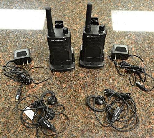 2 Pack of Motorola RMU2040 Two way Radio Walkie Talkies (UHF)